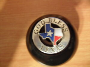 God Bless Texas Pool Ball Knob for Dillon Hornady & RCBS Reloading Presses
