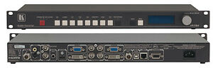 KRAMER VP-794  8−Input Universal Live Events ScalerSwitcher