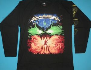 Gamma Ray To The Metal T shirt Long Sleeve $26.99