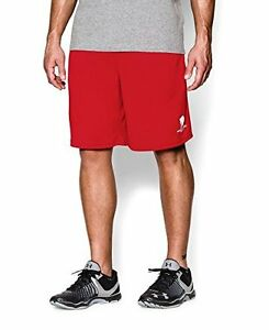 Under Armour Men's WWP Training Shorts Red Large