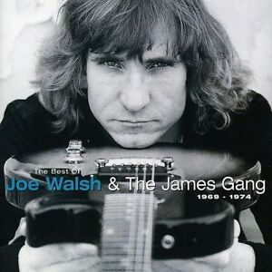 Best of Joe Walsh amp; the James Gang 1969 1974 New CD