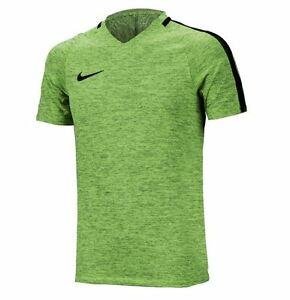 NIKE DRY TOP SS T-Shirts Squad Prime Jersey Training Top Soccer Football Running