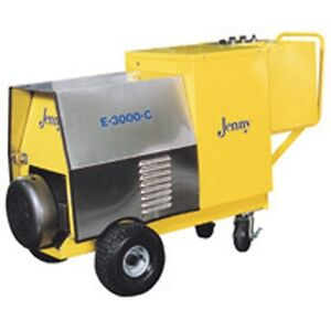 Steam Jenny Electric 3000 PSI at 4 GPM Pressure Washer Steam Cleaner E-3000-C