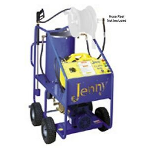 Steam Jenny Oil Fired 1000 PSI at 3 GPM Hot Pressure Washer - ELHW-1030-OEP