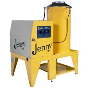 Steam Jenny Oil Fired 3000 PSI at 4 GPM Pressure WasherSteam Cleaner 3040-C-OMP
