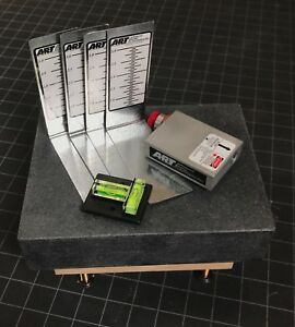 Laser Transit for Racing Electronic Scale Leveling with granite surface plate $229.95