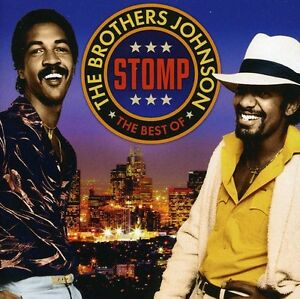 The Brothers Johnson Stomp: Very Best of New CD