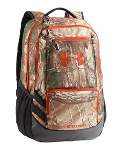 Under Armour Hustle Camo BackpackRealtree Xtra # 1247302-946