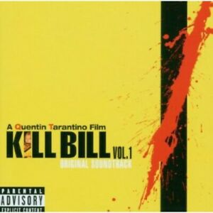 Various Artists - Kill Bill: Vol. 1 (Original Soundtrack) [New CD] Explicit, Enh
