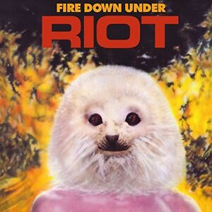Riot Fire Down Under New CD $15.36