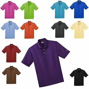 MEN'S DRI-FIT MOISTURE WICKING NIKE POLO SPORT SHIRT GOLF TALL LT-4XLT