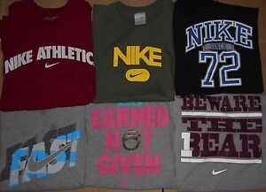 Lot 36 Nike Under Armour Adidas Jordan & More Mens T-Shirts XL X Large READ