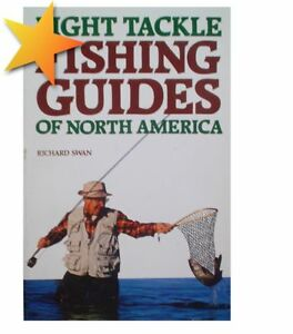 NEW Light Tackle Fishing Guides of North America WW6009
