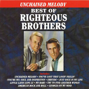 The Righteous Brothers Unchained Melody New CD $7.04