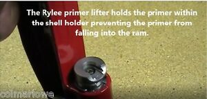 Rylee Primer Lifter  for Lee Precision Hand Press Reloading 90685 and 90180