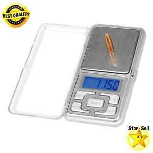 Digital Scale Gun Powder Measures Reloading Scales Hunting Equipment Carry Case