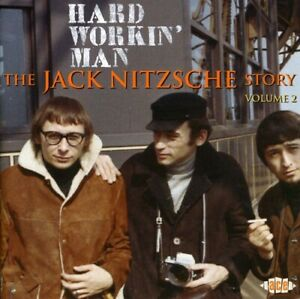 Various Artists - Hard Workin Man: The Jack Nitzsche Story, Vol. 2 [New CD] UK -