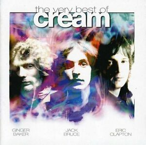 Cream Very Best of Cream New CD