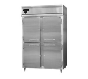 Continental Designer Refrigerator Two-Section DL2R-SS-HD