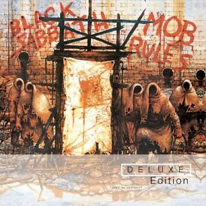 Black Sabbath Mob Rules New CD UK Import $18.87