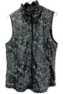 Under Armour Womens Fitted Running Vest Water Resistant Size M L
