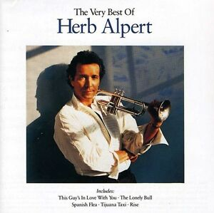 Herb Alpert Very Best of New CD