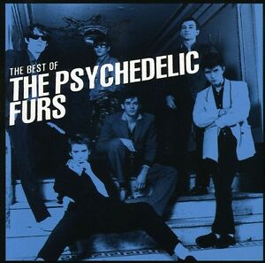 The Psychedelic Furs Best of New CD