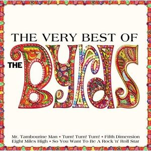 The Byrds Very Best of New CD Rmst