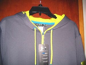 Under Armour Mens ColdGear Full Zip Hoodie---XL---45% OFF CLOSEOUT SALE