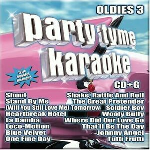 Various Artists - Party Tyme Karaoke: Oldies, Vol. 3 [New CD]