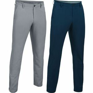 Under Armour 2017 UA Match Play Vented Pants Mens Golf Trousers - Tapered Leg