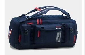 UA Under Armour Freedom Project Rock The Troops Range Duffle Bag GLOBAL SHIP