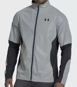 NEW $400 UNDER ARMOUR Storm ColdGear 3M Reflective Running Jacket 1248925 XXL
