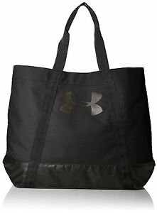 Under Armour Favorite Logo Tote Bags for Women Large Compartment Black One Size