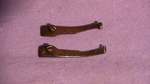 Winchester 1873 Finger and Carrier Lever Spring and Screws Very Cood Condition