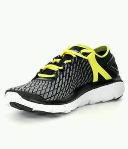 Under Armour Boys' Fortis RF BGS Reflective Running Shoes  Size 5Y