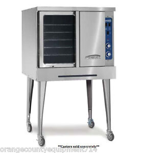 NEW Single Deck Electric Convection Oven Imperial ICVE-1 #4559 Commercial Bakery