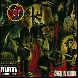 Slayer Reign in Blood New CD UK Import $12.32
