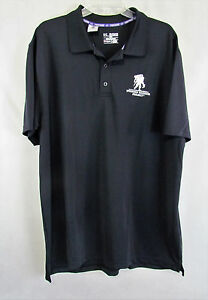 NWT! MENS UNDER ARMOUR HEAT GEAR POLO GOLF SHIRT Wounded Warrior 2XL XXL LOOSE