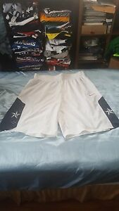 USA National Team 2012 Olympic Nike Game Worn Used Basketball Shorts Team Issued