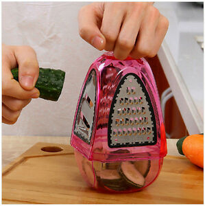 Fruit Vegetable Slicer Grater Shredder Flat Coarse Ribbon PotatoKitchen Tools