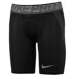 NIKE Pro Hypercool Shorts 828159-010​​ Soccer Football Compression pant Tights