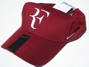 NEW! Dark Red NIKE Men-Women ROGER FEDERER
