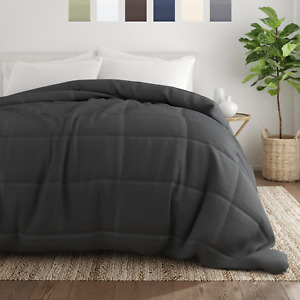 Ultra Soft Premium Goose Down Alternative Comforter 6 Classic Colors