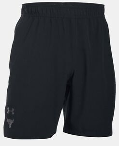 Project Rock Vortex Shorts UA Under Armour All Sizes