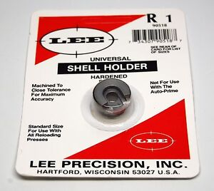 LEE UNIVERSAL SHELL HOLDER #R1 38 SPL  357 MAG  38 S&W - 90518