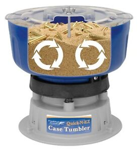 Frankford Arsenal Master Tumbler Kit Quick-n-EZ Case Removes Fouling Clean New