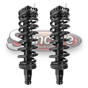 2002 2009 GMC Envoy Front Suspension Quick Complete Strut Assemblies Pair $116.47