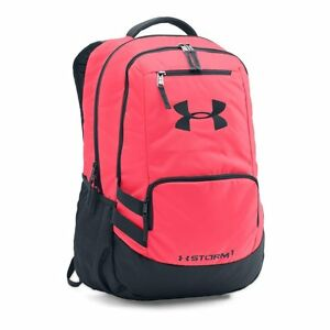 Under Armour UA Storm Hustle II Backpack OSFA PINK CHROMA