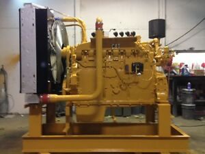 320 hp G3406TA CAT NATURAL GAS POWER UNIT for irrigation or gas compression